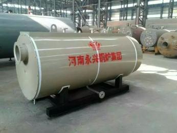 卧式热水(茶炉)(甲醇)燃气锅炉