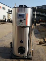立式全自动燃气蒸汽发生器
