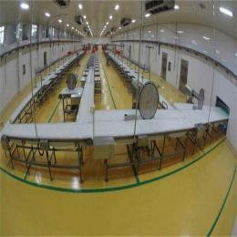 博泓-200家禽屠宰分割輸送線肉類分割流水線廠家直銷