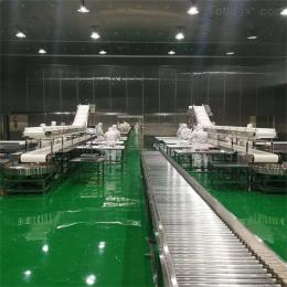 BH-300内蒙古巴彦淖尔牛羊分割输送线生产厂家