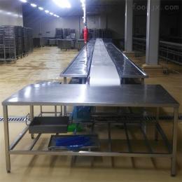b300bh-300型 全自动猪肉屠宰分割输送线制造商
