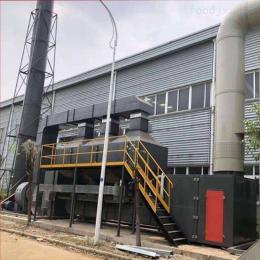 CM-CR-10000活性炭吸附脱附+催化燃烧设备厂家可定制