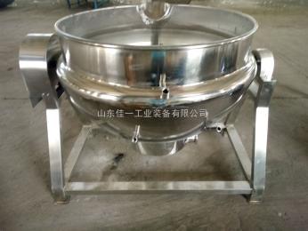 衛生級電加熱可傾斜夾層鍋