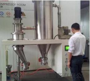 ZJQ-100实验室专用气流粉碎机