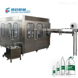 CGF18-18-6全自动三合一液体灌装机 纯净水/矿泉水灌装生产线