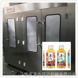 CGF18-18-6全自动瓶装茶饮料生产线
