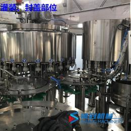 LG18-18-6三合一纯净水灌装设备 山泉水包装生产线机器