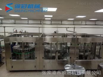 RCGF24-24-8不含气果汁饮料包装生产线