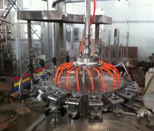 RCGF8-8-3果汁饮料生产线