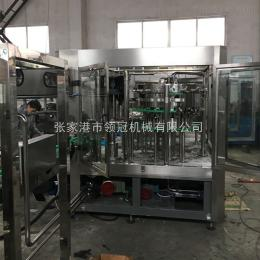 12-12-5全自动玻璃瓶啤酒灌装机厂家