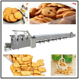 lz225大型字母饼干机械设备厂家 小型饼干生产线
