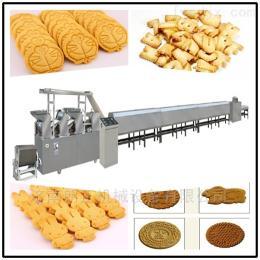 LZ225天津小饼干生产设备 全自动饼干机