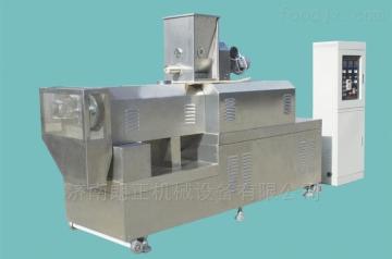 LZ65-III麦香鸡味块食品膨化设备