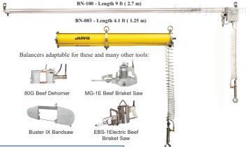 BN-003 和BN-100查維斯進口BN-003 和BN-100 氣動平衡器