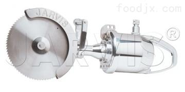 SEC-400查維斯 電動圓盤式劈半鋸 屠宰流水線設備劈半設備分割設備