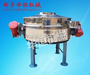 HH-1000面粉直排筛 淀粉直排振动筛分机