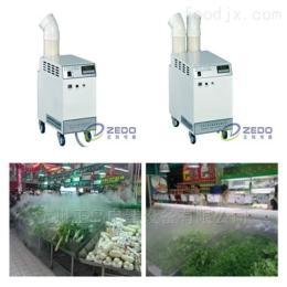 夏天蔬菜保鲜可以用超声波加湿机