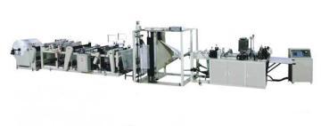 YHL无纺布制袋机(全自动型)