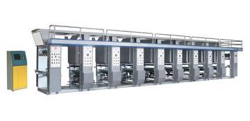 YH600-1000型系列高速电脑凹版印刷机