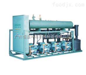 冷壓縮冷凝機冷藏設備