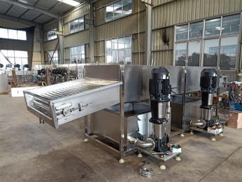 真空包装玉米加工成套设备玉米清洗机厂家