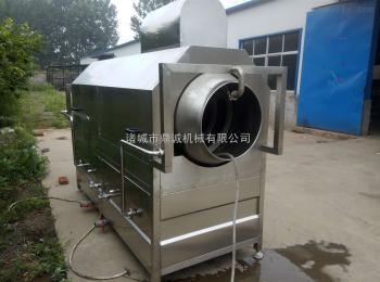 竹笋酱菜小包装滚筒洗袋机清洗机生产厂家