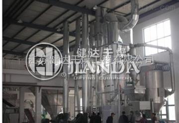 木質素磺酸鈣干燥機