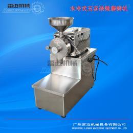 MF-304W特价水冷式五谷杂粮磨粉机庆典雷麦牌成立十周年