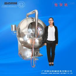BYC-200广州大型种子包衣机工作原理