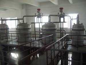 强制降膜式蒸发器