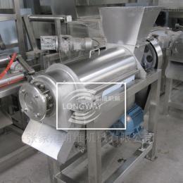工业用凤梨高产量螺旋榨汁机