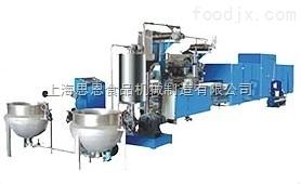 甘肃SE-150型全自动果糕糖生产线全自动软糖设备