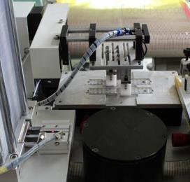 LG-CZ-M東莞全自動平面轉盤機械手下料絲網絲印機 高效印刷機