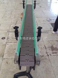 上海詩安2016-3上海金山區皮帶鏈板鏈網輸送機流水線專業生產廠家