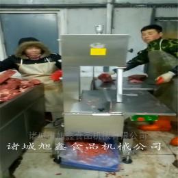 KP-25冻猪头据骨分割机