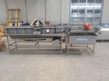 QXJ-6000*優質土豆蔬菜清洗線