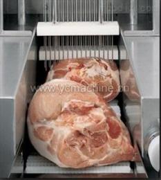 TW-350冻肉带骨切丁机