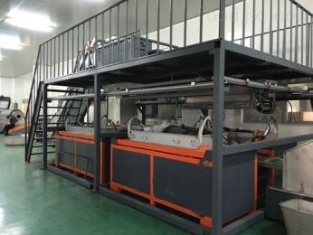 茶葉理條自動化生產線