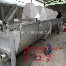 zy-9米雞鴨鵝屠宰全自動螺旋預冷機