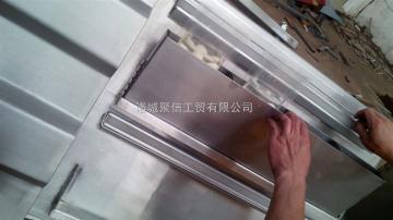 600/2S火锅底料双室真空包装机,食品倾斜式真空包装机