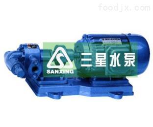 福州三星牌不銹鋼齒輪油泵供應商