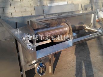 自动不锈钢自动弯式浸烫池 家禽屠宰设备