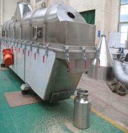 阿斯巴甜的干燥之星振动流化床干燥机