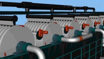 污泥干化設備 污泥干化機