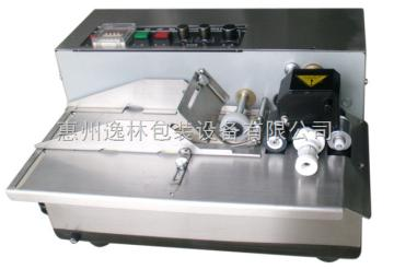 HYL-380惠州墨輪打碼機