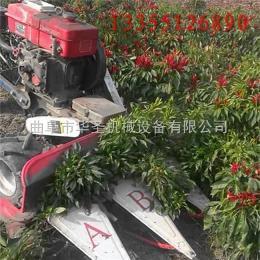 HS4G-80農用手扶式大豆割曬機 苜蓿草柴油收割機