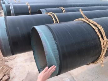 聚乙烯三层结构防腐钢管生产厂家