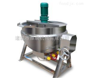 可倾式电热夹层锅