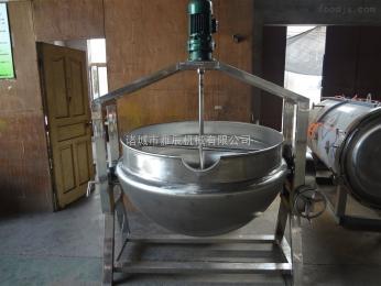 電加熱可傾夾層鍋