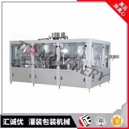 RCGF32-32-12全自动果汁饮料灌装机,灌装包装设备生产线